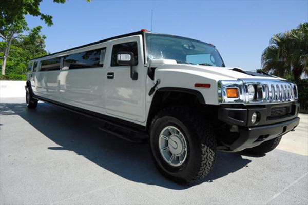 14 Person Hummer Kansas City Limo Rental