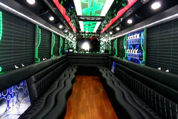 20 Person Party Bus 1 Kansas City