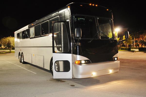 40 Person Party Bus Kansas City