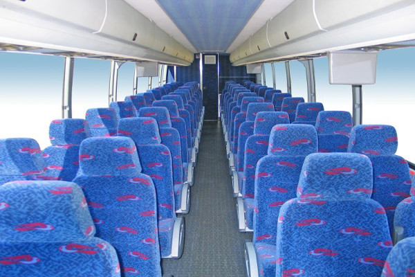 50 Person Charter Bus Rental Kansas City