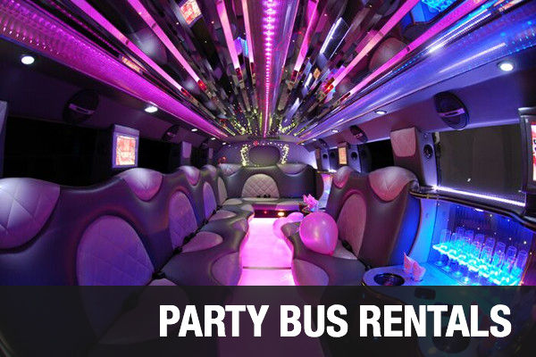 Party Bus Rentals Kansas City