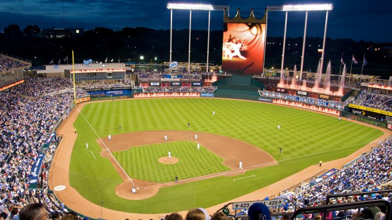 Party Bus Service Kauffman Stadium Kansas City